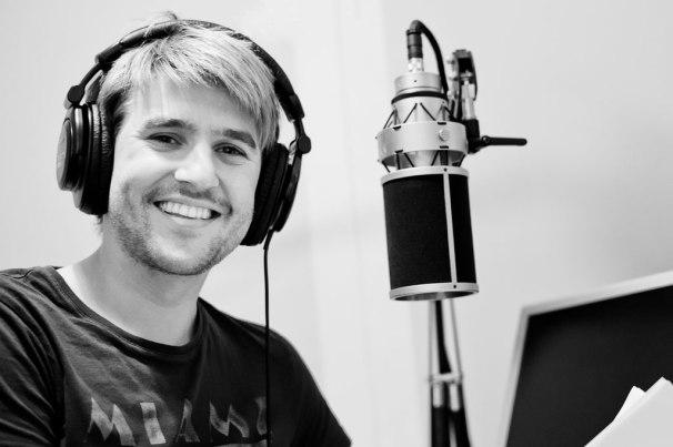 Voiceover en stemacteur Jakob Krabbé